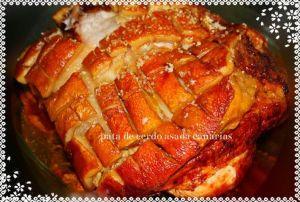 Pata de cochino asada estilo canario my blog el arte de for Cocinar patas de cerdo