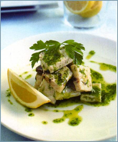 Pez espada al lim n my blog el arte de cocinar for Cocinar pez espada
